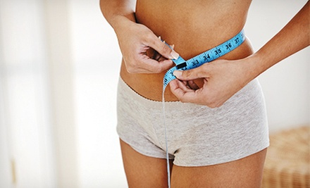 Freeze-Sculpting Weight-Loss Treatment at Nouvelle Weight Loss Centers (Up to 67% Off). Four Options Available.