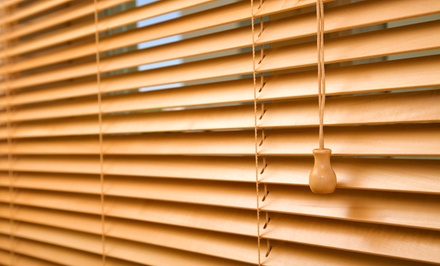 Blinds and Installation at 1-800-4Blinds (Up to 76%). Three Options Available.