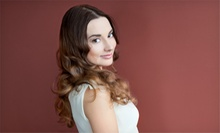 One Blowout, Three Blowouts, or Hydrating Hair Masque and Style at Rags 2 Riches Hair Lounge (Up to 68% Off)