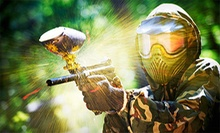 $15 for a Weekend Paintballing for Two with Equipment and Paintballs at Paintball Nation (Up to $110.17 Value)