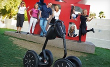 Two-Hour Segway Tour for One, Two, or Four from Segway of Tempe and Scottsdale (Up to 53% Off). Two Locations Available.