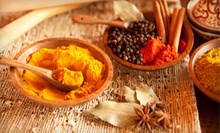 $12.50 for $25 Worth of Indian Cuisine at Magic Garlic 