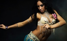 5 or 10 Beginner Belly-Dance Classes at A Magi Temple Belly Dance (Up to 68% Off)
