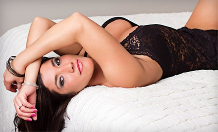$49 for a 45-Minute In-Studio Boudoir Photo Shoot at Behind Closed Doors at Memory Lane Portrait Boutique ($375 Value)