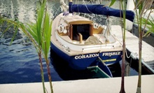 $99 for a Two-Hour Private Sailing Trip for Up to Five from Captain McClusky Sailing Charters ($200 Value)