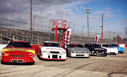 $199 for Intro to Stock-Car- or Dirt-Track-Racing School at Competition 101 Racing School ($499 Value)
