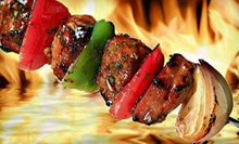 $10 for Four Groupons, Each Good for $5 Worth of Mediterranean Food at Maison Kabob ($20 Value)