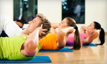 $29 for a Three-Month Gym Membership with Unlimited Classes and Childcare at Imagine Center ($150 Value)