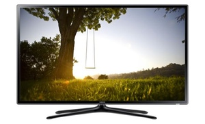"Samsung 55"" 1080p Led Smart Hdtv (un55f6300)"