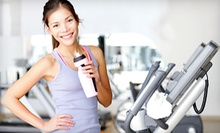 $99 for a Weight-Loss and Performance Package at Life Time Fitness ($299.85 Value)