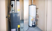 Furnace or Air-Conditioner Tune-Up or Both, or Duct Cleaning for Six Vents from Aire Serv of Spokane (Up to 77% Off)