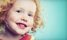 $20 for a Childrens Exam with X-rays, Cleaning and Fluoride Treatment at Kids Care Dental Group ($272 Value)