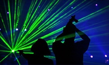$24 for Four Sessions of Laser Tag at Badger Sports Park ($48 Value)