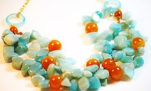 Jewelry, Apparel, and Accessories at Janice Ann's Fashions (Half Off). Two Options Available.