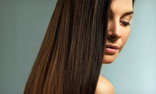 Haircut with Deep Conditioning, Partial Highlights or All-Over Color, or Hair-Smoothing at Body Boutique (Up to 69% Off)