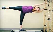 Mat Pilates, Yoga, and Pilates Apparatus Classes at Coreworks Fitness (Up to 63% Off). Four Options Available.