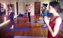 Five Yoga Classes or One Month of Unlimited Yoga Classes at Westport Yoga (Up to 70% Off)