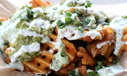 Classic American Comfort Food for Two or Four at The Lobos Truck (Up to 56% Off)