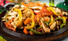$12 for $25 Worth of Mexican Cuisine and Drinks for Two or More at Fresco