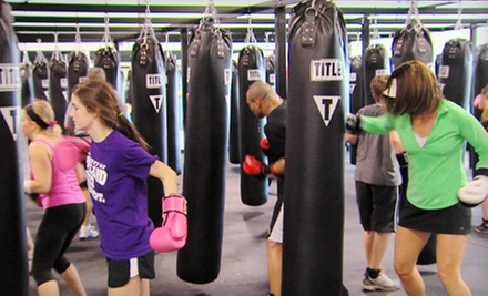 $14 for Two Weeks of Unlimited Classes with Take-Home Hand Wraps at TITLE Boxing Club Loveland ($46 Value)
