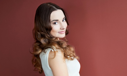 Haircut & Conditioning with Partial or Full Highlights Options with Denise at Gallery Hair Designers (Up to 61% Off)