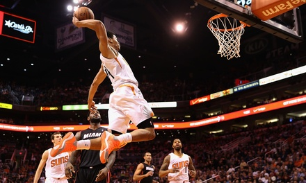 Phoenix Suns Game at US Airways Center on October 31, or November 5 or 9 (Up to 53% Off). Two Seating Options.