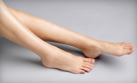 $219 for Laser Toenail-Fungus Removal for Up to 10 Toes at PA Foot & Ankle Associates ($750 Value)