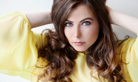 $55 for a Haircut with Full Highlights and Style at Cherish Hair Salon ($123 Value)