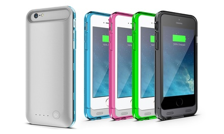 Mota Apple-Certified Extended-Battery Case for iPhone 5/5s, 6, or 6 Plus from $34.99–$49.99