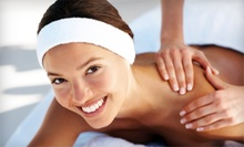 One or Two 65-Minute Touch of Heaven Custom Massages at N2 Serenity (Up to 56% Off)
