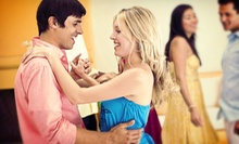 Three 30- or 60-Minute Private Dance Lessons for a Couple or Individual at Poise, Style &amp; Motion (Up to 78% Off)