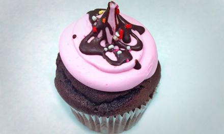 Specialty Cupcakes at DA Cupcake Boutique (47% Off)