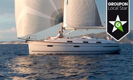 Palmayachts — Doca de Belém: passeio de veleiro no Tejo para 2, 4 ou 10 pessoas desde 34€
