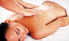 60- or 90-Minute Swedish or Deep-Tissue Massage with Body Scrub at Healing Hands Massage and Skincare (Half Off)