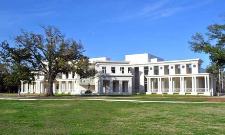 Beauvoir-Jefferson Davis Shrine Tour for Two or Four (Up to 50% Off)