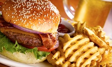 $15 for $30 Worth of Pub Food and Drinks at Sono Brewhouse