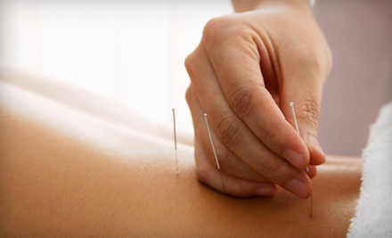 One or Three Acupuncture Treatments with Consultation at Water of Life NaturoPathic Healthcare (Up to 78% Off)