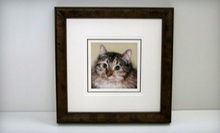 $40 for $85 Worth of Custom-Framing Services at Frame It to a T