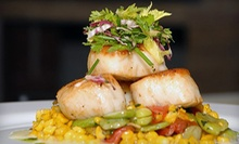 $20 for $40 Worth of Seafood, Steak, and More at Atlantic Standard Restaurant and Bar