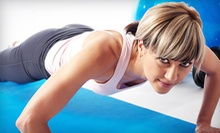 Boot-Camp Package or Rapid Results Package with Workouts at Body & Soul Fitness (Up to 88% Off)