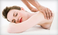 One or Three 60-Minute Massages at HealthSource of Montgomery (Up to 53% Off)