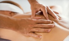 60-Minute Body Toning and Rejuvenation Massage or a 75-Minute Head-to-Toe Massage at VM Body and Health (Up to 54% Off)