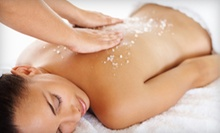 One, Two, or Three 20-Minute Body Scrubs at In-Spiraling Movement Arts (Up to 64% Off)