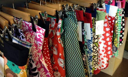 $14 for $25 Worth of Handmade Women&#x27;s Clothing at The Hanger