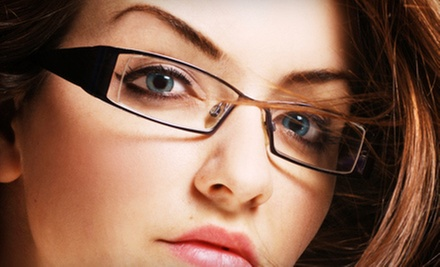 $50 for $200 Toward One Complete Pair of Prescription Eyeglasses with Lenses and Frames at Pearle Vision in Broken Arrow