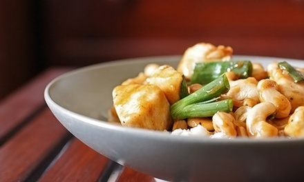 $11 for $20 Worth of Thai Food at Thai Sawasdee