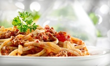 Italian Food during Lunch or Dinner at Joey's Restaurant (Half Off)