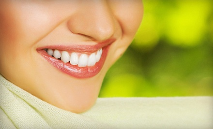 One or Two Dental Exams with Cleanings and X-rays at Apple Dental (84% Off)