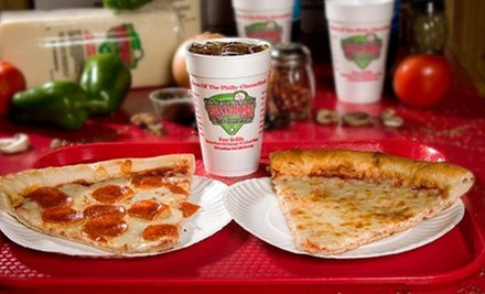 $10 for $20 Worth of Pizzeria Food and Drinks at Westshore Pizza
