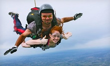 $119 for Tandem Skydiving at Ozarks Skydive Center ($209 Value)